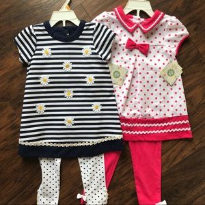 Little Me 3t outfits